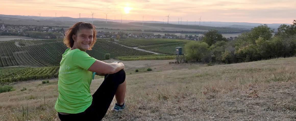 Katja Brocke Sonnenuntergang